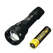 Sunwayman T25C CREE XM-L2 U3 LED Zooming Flashlight w/ NL183 Battery