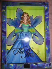 The Iris Barbie Doll NRFB MIB