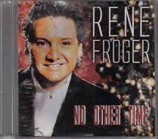 Rene Froger-No Other Time Promo cd single
