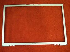 """15"""" MacBook Pro A1226 2007 Cracked Front Screen Frame LCD Display Bezel  #240-8"""