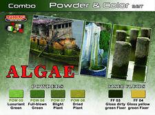Lifecolor LFC-SPG07 - Algae Powder & Color Set