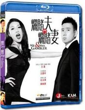 "Chapman To ""Mr. & Mrs. Gambler"" Fiona Sit Hoi-Kei HK 2012 Region  A Blu-Ray"