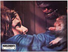 HURLEMENTS/THE HOWLING/LOBBY CARD/JOE DANTE/D.DUGAN/DEE WALLACE/PATRICK MACNEE