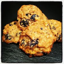Oatmeal Blueberry Cookies (1 pound- approximately 45 bite size cookies)