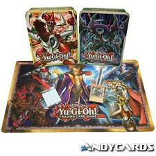 "Deck ""Noble Knights of the Round Table"" + Playmat + 1 Tin Portacarte - INGLESE"