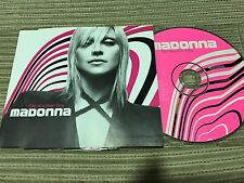 MADONNA - DIE ANOTHER DAY radio edit  CD SINGLE 1 TRACK PROMO EU WARNER
