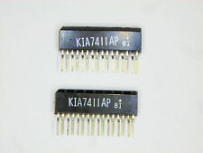 "KIA7411AP  ""Original"" KEC 16P ZIP IC  2  pcs"