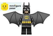 sh048 Lego DC Super Heroes 10937 - Batman Black Wings Minifigure - New