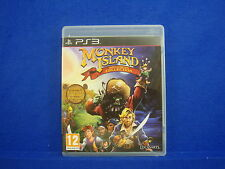 ps3 MONKEY ISLAND Special Edition Collection Playstation PAL