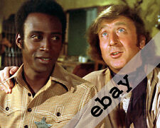 Blazing Saddles Gene Wilder & Cleavon Little 8X10 PHOTO #2147