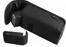 FOTGA Portable Flash Bag Case Pouch Cover For Nikon SB600 SB800 SB900 SB24 SB25