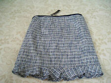 $120 NWT TALBOTS TWEED BUSINESS CAREER SKIRT 20W 2X