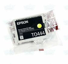 Genuine Epson 44 T0444 Yellow Ink Cartridge Stylus CX4600 CX3600 CX6400 CX6600