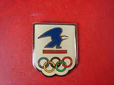 pins pin jo albertville 1992 jeux olympique sponsor usa post