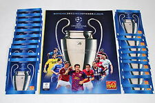 PANINI CHAMPIONS LEAGUE 2011/2012 11/12 - 1 X Album Vuoto + Album 20 cartocci packets