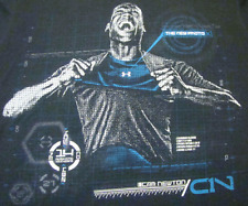 Cam Newton Under Armour Heat Gear T-Shirt (S) Carolina Panthers The New Proto