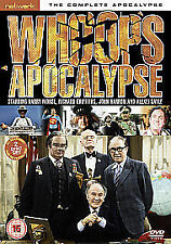 WHOOPS APOCALYPSE COMPLETE APOCALYPSE GENUINE R2 DVD ALL 6 TV EPS + MOVIE SAYLE