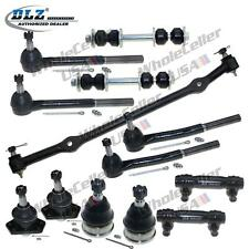 For 1991-1996 Buick Roadmaster Ball Joint Tie Rod Sway Bar Center Link 13 Pcs