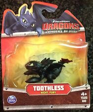 How To Train Your Dragon Toothless Night Fury mini figure Defenders Of Berk
