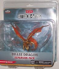 BRASS DRAGON Dungeons and Dragons Attack Wing Expansion Pack D&D