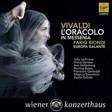 Vivaldi: L'Oracolo in Messenia, New Music