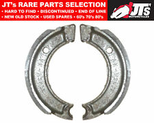 Front or Rear Drum Brake Shoes To Fit Yamaha PW50 / PW 50 PeeWee (1980-2012)