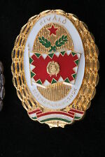 Hungary Hungarian Badge Perfect Unit Commander Class 1 Soldier Communist Medal