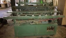 """Air & Electric Edge Sander 6"""" Belt 6"""" Conveyer"""