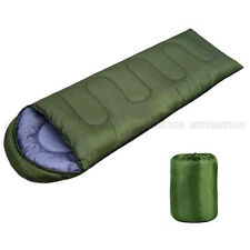 Outdoor Envelope Sleeping Bag Camping Travel Hiking Multifuntion Ultra-light New