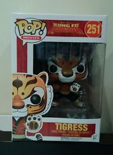 Funko POP! Kung Fu Panda Tigress Vinyl Figure