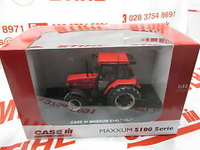 Universal Hobbies UH4214 Case IH Maxxum 5140 'Pro' Red Tractor 1:32 Replica Toy