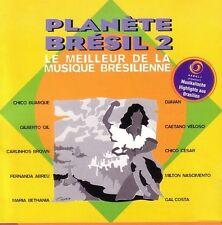 Planete Bresil 2 / Caetano Veloso Gilberto Gil Chico Buarque Milton Nascimento