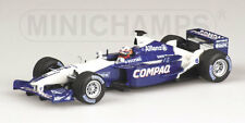 Williams BMW FW23 J.P.Montoya GP Malaysia 2001 400010026 1/43 Minichamps