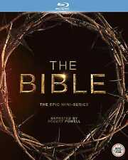 The Bible: TV Mini-Series (4 Discs) - Blu-ray