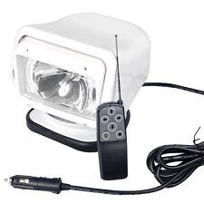 55w 12V 360 Degree HID Xenon Search Work Light REMOTE CONTROL Spot Camp Car Boat