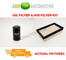 PETROL SERVICE KIT OIL AIR FILTER FOR SUZUKI SWIFT 1.3 92 BHP 2005-12