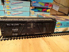 Ho Toy train car Athearn Rio Grand livestock car