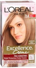 L'Oreal Excellence Hair Color #7.5A, Medium Ash Blonde