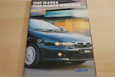 134940) Fiat Marea + Weekend Prospekt 09/1996