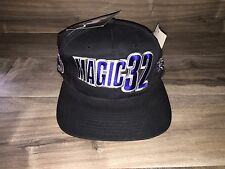 VINTAGE ORLANDO MAGIC SNAPBACK STARTER ONEAL 32 RARE