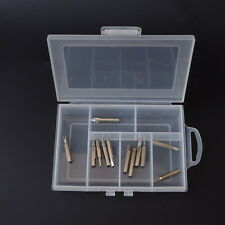 Clear Plastic Boxes Storage Containers  with Lids Small Small Parts Tool Box