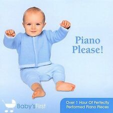 Piano Please! by Baby's First (CD, Apr-2007, St. Clair) NEW