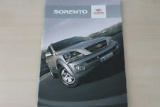 173963) Kia Sorento Prospekt 09/2005