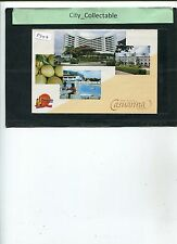 P849 # MALAYSIA USED PICTURE POST CARD * THE ROYAL CASUARINA HOTEL, IPOH