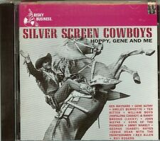 Silver Screen Cowboys (G.Autry, Hopalong Cassidy,) CD - NEW