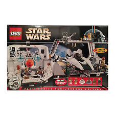 LEGO Star Wars 7754 Mon Calamari New in Sealed Box Retired 789 Pieces 6 minifigs