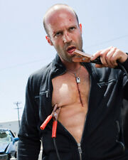 Jason Statham Manivelle Haute Tension Couleur 10x8 Photo