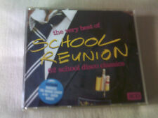 THE VERY BEST OF SCHOOL REUNION - 3 CD ALBUM - 62 TRACKS - 80S QUEEN/WHAM/KYLIE