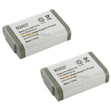 2 Home Phone Battery 350mAh NiCd for Panasonic KX-TGA273S HHR-P103 HHR-P103A