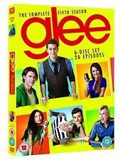 GLEE THE COMPLETE SEASON 5 DVD ENGLISCH